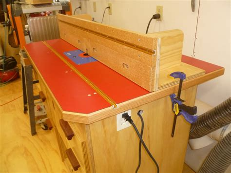 Ultimate Router Table Fence