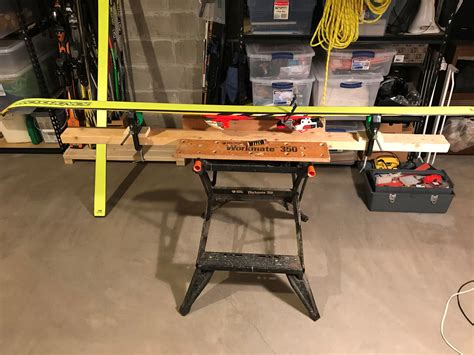 Ultimate-Diy-Ski-Waxing-Bench