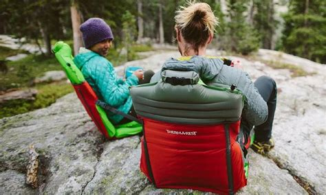 Ultralight Backpacking Chair Diy
