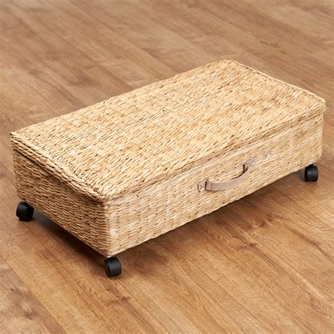 Under Bed Storage Box With Wheels