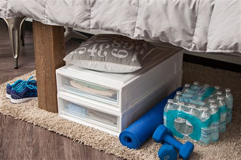 Under Bed Storage Plastic