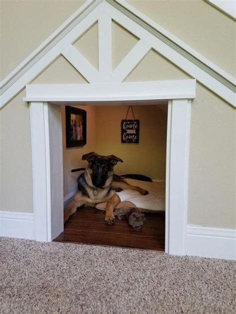 Under-Stairs-Dog-House-Free-Plans