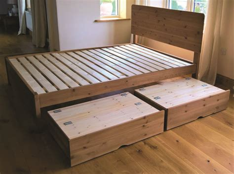 Underbed Drawer Plans