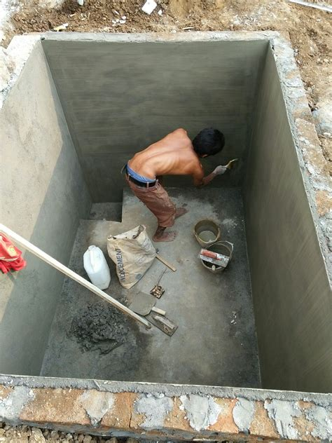 Underground Water Storage Diy