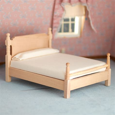 Unfinished Wood Doll Beds For Sale