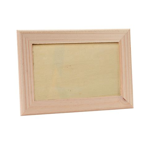 Unfinished Wood Picture Frame Ideas Kids Party