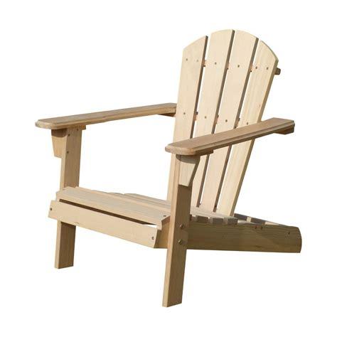 Unfinished-Adirondack-Chair-Kits