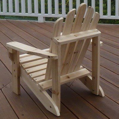 Unfinished-Childs-Adirondack-Chair