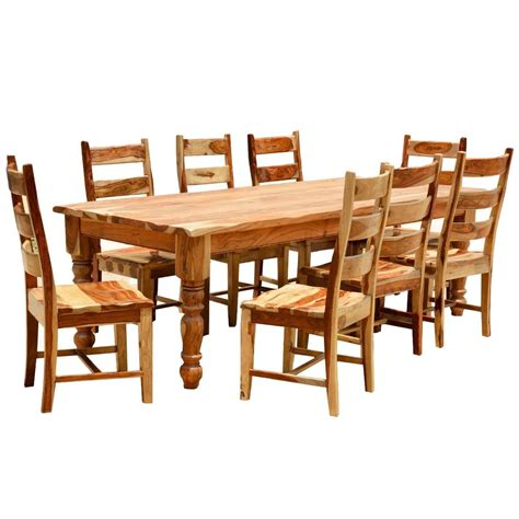 Unfinished-Farm-Table-Chairs