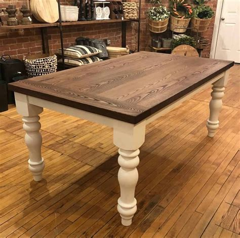 Unfinished-Farm-Table-Legs