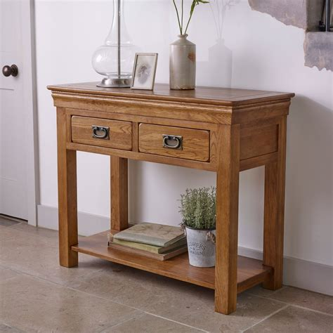 Unfinished-Farmhouse-Console-Table