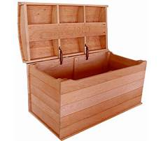 Best Unfinished wooden toy boxes