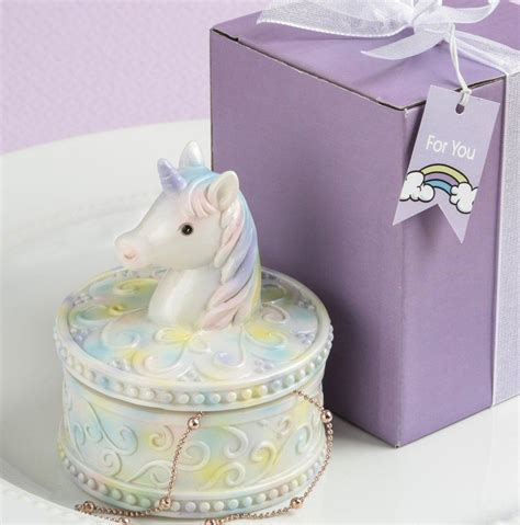 Unicorn Jewelry Box Diy