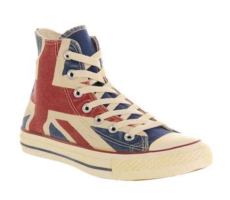 Union Jack Sneakers Converse