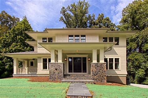 Unique Craftsman Style House Plans