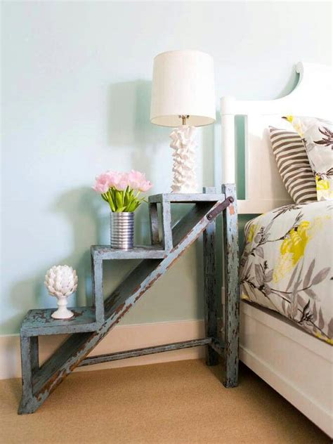 Unique Diy Bedside Tables