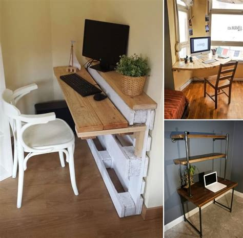 Unique Diy Desk Ideas