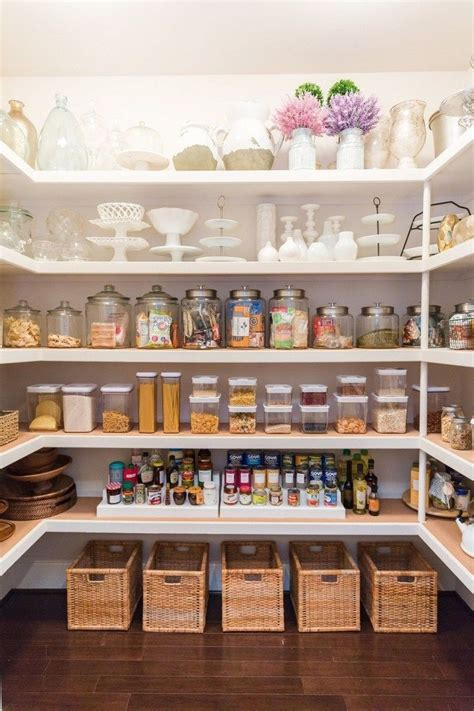 Unique Diy Pantry Storage