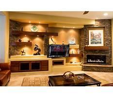 Best Unique ideas for entertainment centers