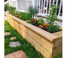 Best Unique planter box designs