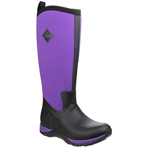 Unisex Arctic Adventure Pull On Wellington Boots