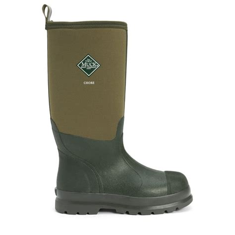 Unisex Chore Classic Hi Patterned Wellingtons