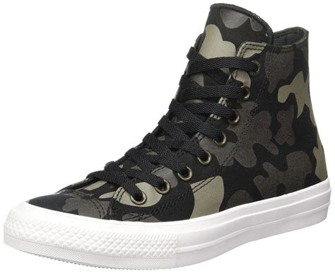 Unisex Chuck Taylor All Star II Reflective Camo Low Top Sneaker