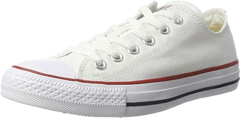 Unisex Chuck Taylor All Star Low Top Optical White 7 B(M) US Women / 5 D(M) US Men
