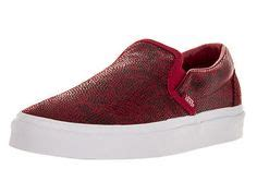 Unisex Classic Slip-on (Pebble Snake) Skate Shoe