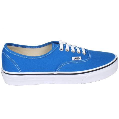 Unisex Vans Canvas Authentic Sneakers