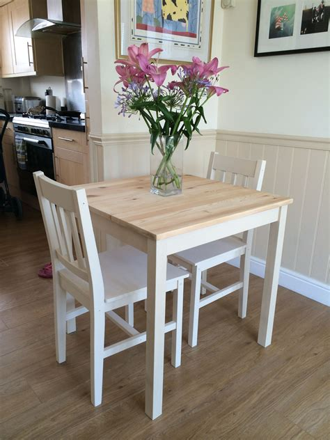 Upcycled Kitchen Table And Chairs
