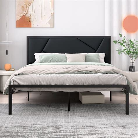 Upholstered Queen Bed Frame Diy Plans