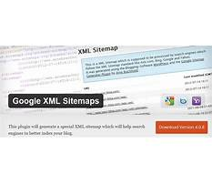 Best Upload bing sitemap xml to wordpress site