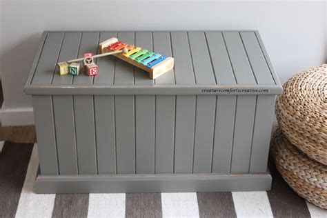 Upright Toy Chest Diy