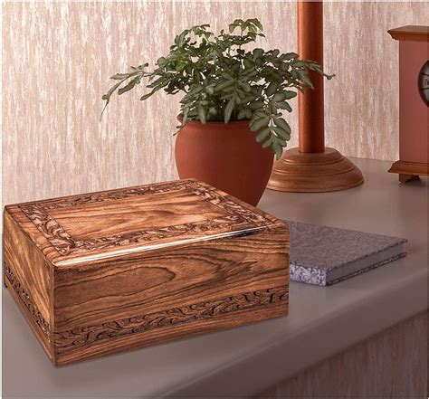 Urn Box For Ashes Plans For Houses