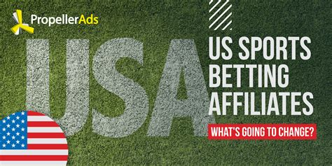 Us Sports Betting Affiliates And Vote Yes On Sports Betting