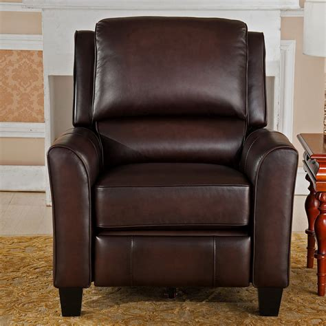 Usb Port In A Leather Recliner