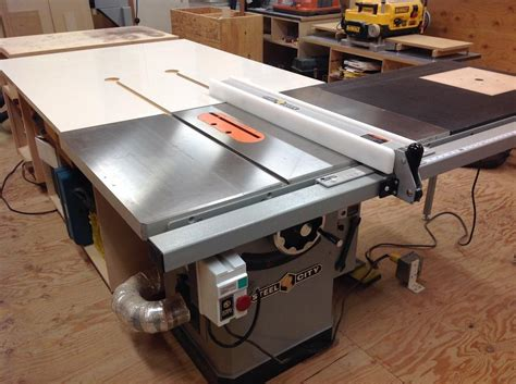 Used Cabinet Makers Table Saw