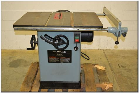 Used Cabinet Table Saws For Sale
