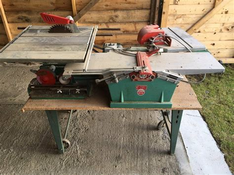 Used Kity Woodworking Machinery