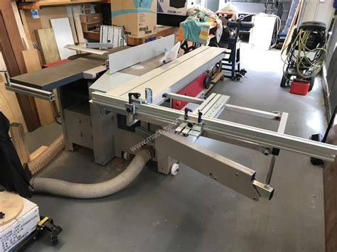 Used Woodworking Machinery Perth W A