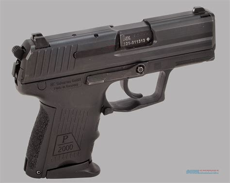 Used Hk P2000sk 9mm For Sale And R51 Pistol Price
