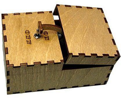 Useless-Box-Kit-Plans