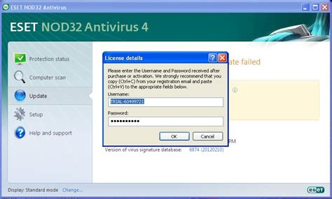[pdf] Username Password Eset Nod32 Antivirus 4 -- Reset Password. -1