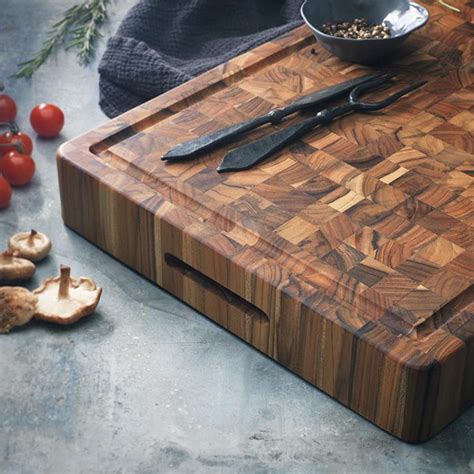 Using New Wood Cutting Boards