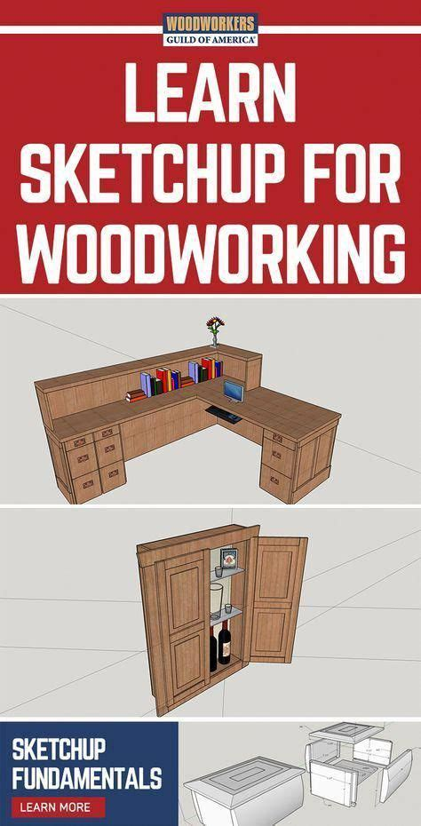 Using Sketchup Patterns For Woodworking Projects