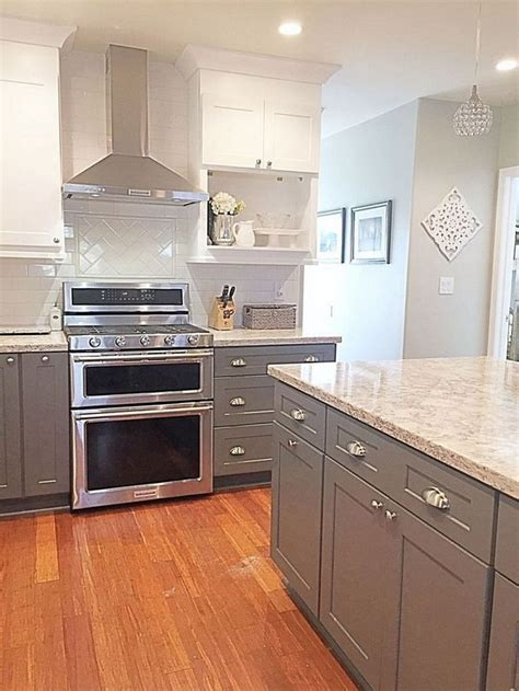 Using Upper Kitchen Cabinets For Lower