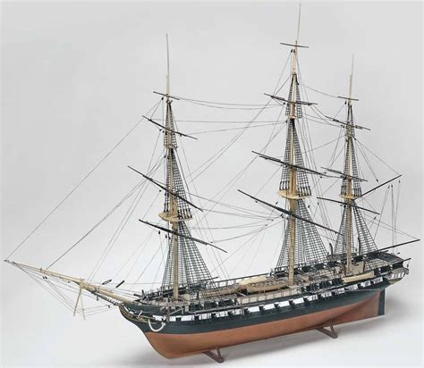 Uss Constitution Plastic Model Images