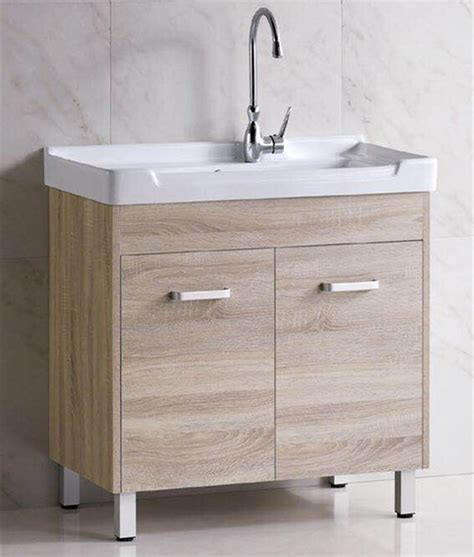 Utility Sink Cabinet Plans