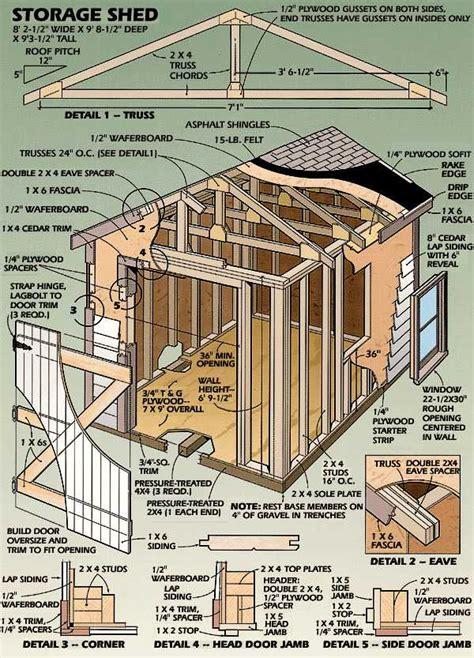 Utility-Building-Plans